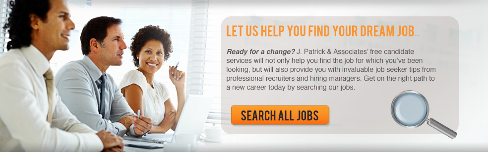 Let Us Help You Find Your Dream Job