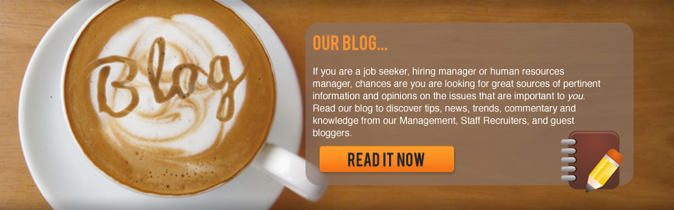 A Blog for Employers...