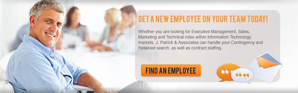Get a New Employee or Career Today!