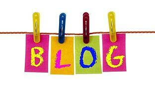blogging on the job hunt