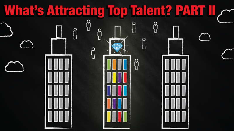 attract top audiovisual sales and tech taalent with j patrick