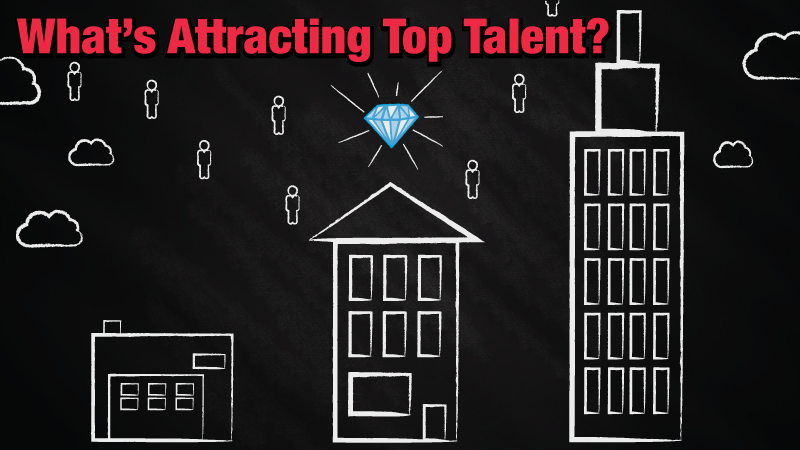 Attaracting top sales talent and recruiting with j patrick