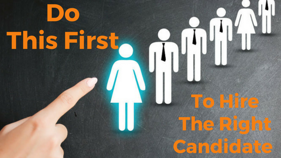 Hire the Right Candidate