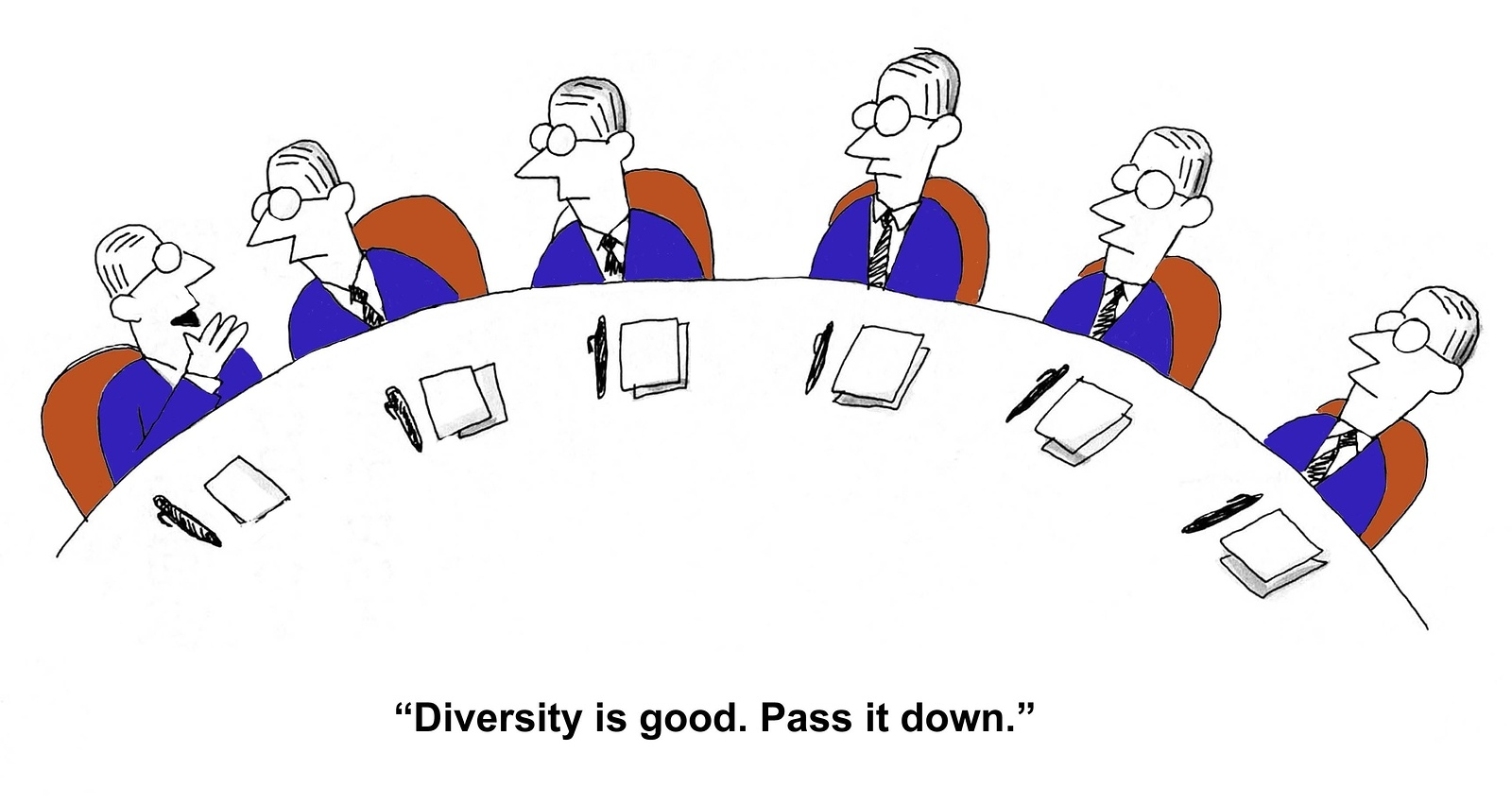 Diversity for a Business