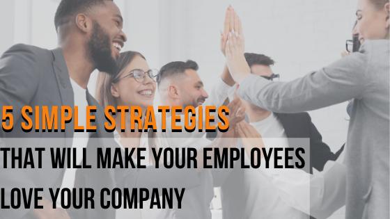5 Simple Strategies