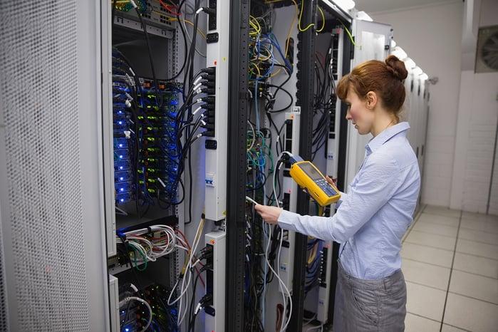 AV Technician to Lead Technician