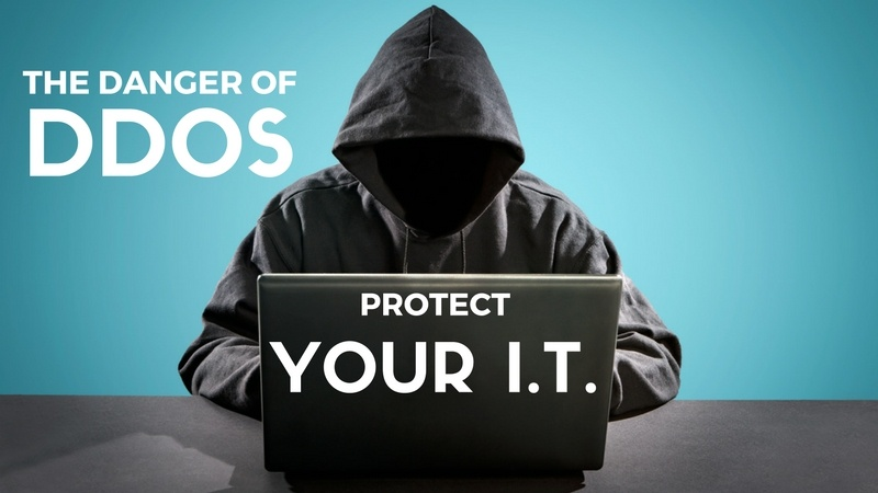 The Danger of DDOS
