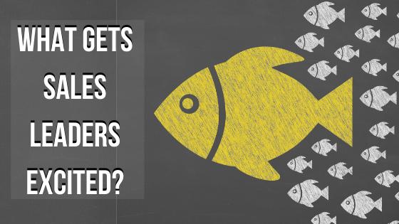 What Gets Sales Leaders Excited_