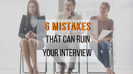 that Can Ruin Your INterview (1)